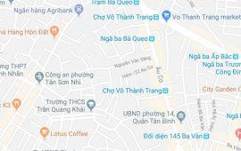 Chuyển nhượng dự án MT Nguyễn Văn Săng, Quận Tân Phú, TpHCM