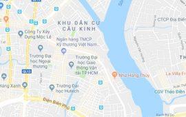 Bán khu đất 40mx50m 2MT Ung Văn Khiêm, Bình Thạnh