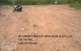 Cần tìm mua các khu đất sạch khoảng vài ngàn m2 các quận vùng ven TpHCM