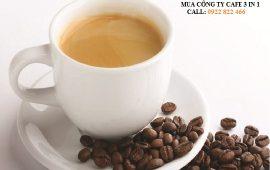 Đối tác nước ngoài cần mua Công ty Cafe 3 in 1 tại Việt Nam