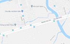Bán dự án chung cư đường Nguyễn Văn Linh