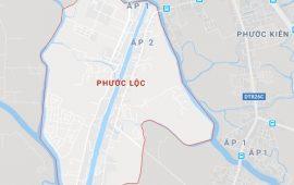 Bán dự án chung cư Phước Lộc, Nhà Bè, TpHCM