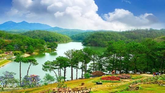 Cần bán dự án khu du lịch nghỉ dưỡng tại Đà Lạt – Lâm Đồng